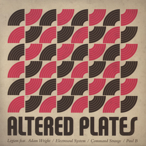 V.A. - Altered Plates
