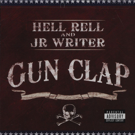 Hell Rell & Jr Writer - Gun Clap