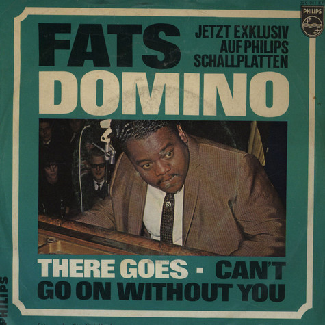 Fats Domino - There Goes (My Heart Again)