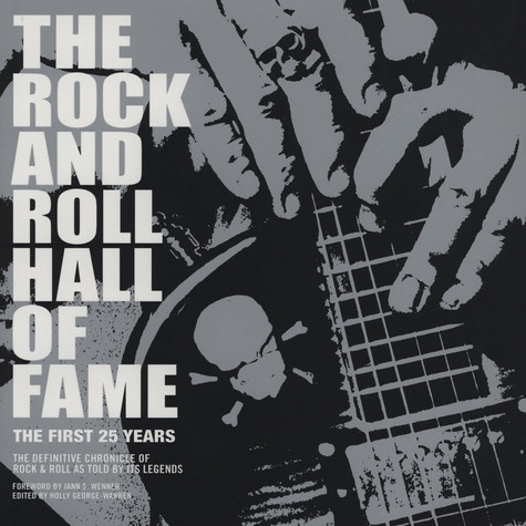 Holly George-Warren - Rock & Roll Hall of Fame - The First 25 Years
