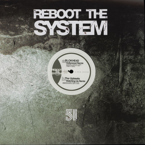 Blokhe4d / The Upbeats - Reboot the System Part 3