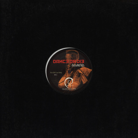 Abacus / Ches Damier / Stax - Dance Or Die