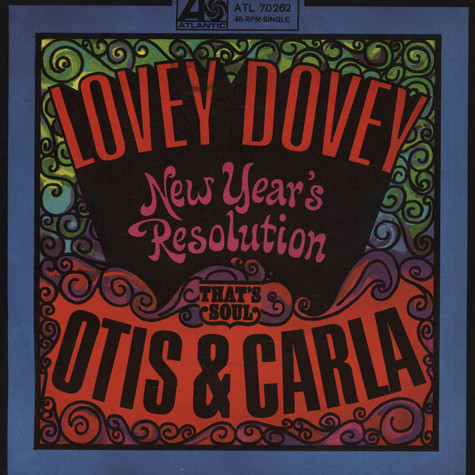 Otis Redding & Carla Thomas - Lovey dovey