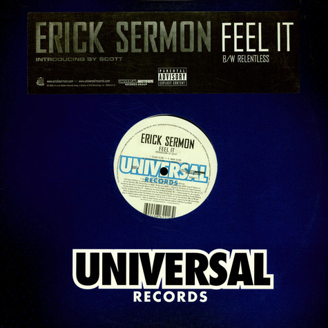 Erick Sermon - Feel It