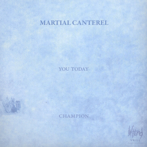 Martial Canterel - You Today