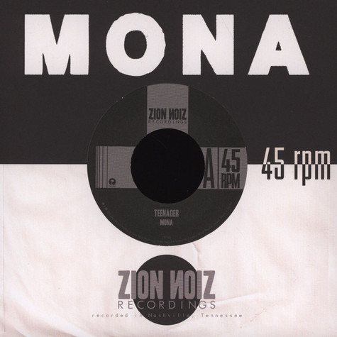 Mona - Teenager