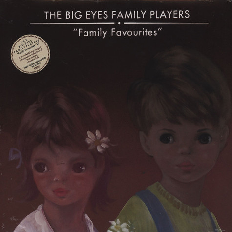 Big Eyes Family Players - Family Favourites