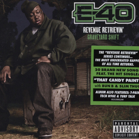 E-40 - Revenue Retrievin - Graveyard