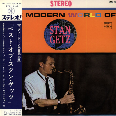 Stan Getz - The Modern World Of Stan Getz