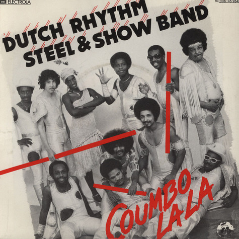 Dutch Rhythm Steel & Show Band - Coumbo La La