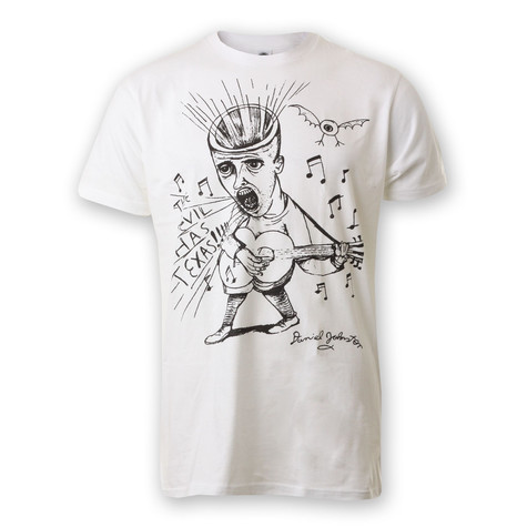 Daniel Johnston - The Devil T-Shirt
