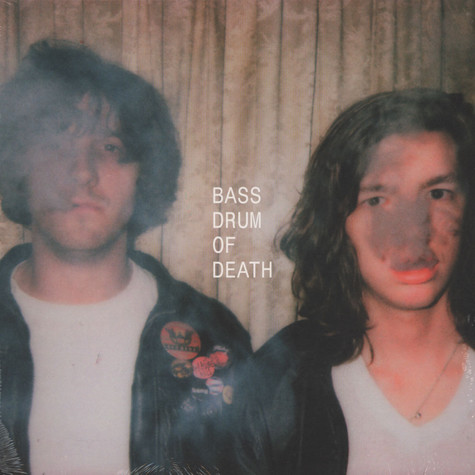 Bass Drum Of Death - Gb City