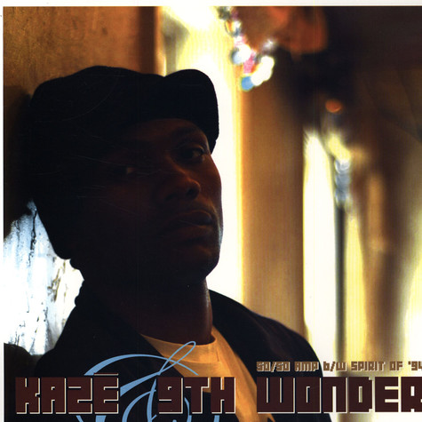 Kaze & 9th Wonder - 50/50 Amp