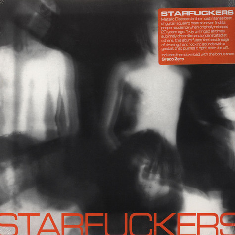 Starfuckers - Metallic Disease