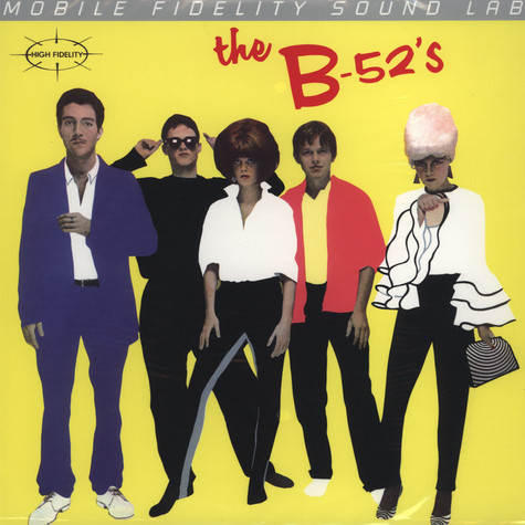 B-52's - B-52's Numbered Limited Edition