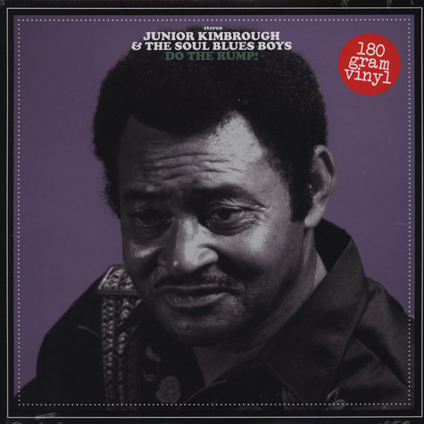 Junior / Soul Blues Boys Kimbrough - Do The Rump