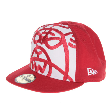 Mishka - Oversized Bear Mop New Era Cap