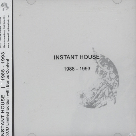 Instant House - 1988-1993