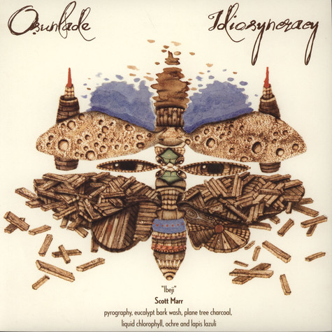 Osunlade - Idiosyncracy