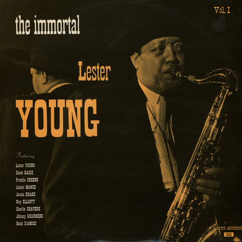 Lester Young - The Immortal Lester Young Vol.1