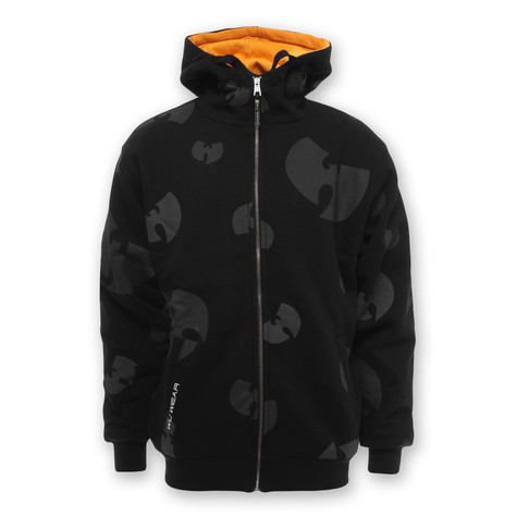 Wu-Tang Clan - Bat Random Zip-Up Hoodie