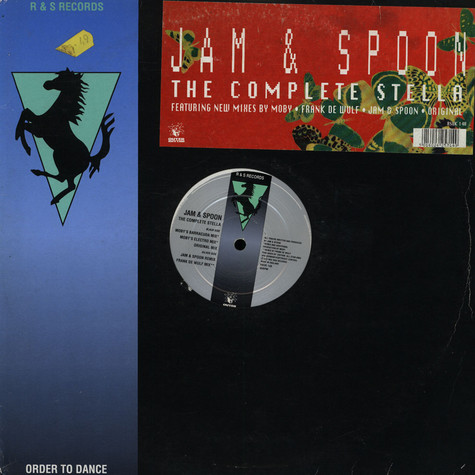Jam & Spoon - Stella (The Complete Stella)
