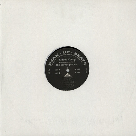 Claude Young - Pattern Buffer 01 - The Darker Places ...