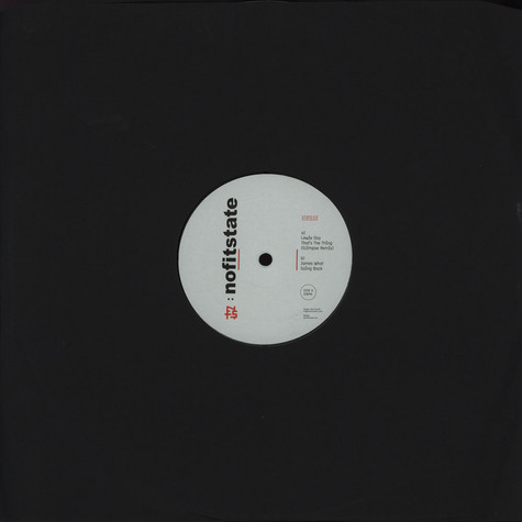 Lewie Day / James What - No Fit State Vinyl Sampler