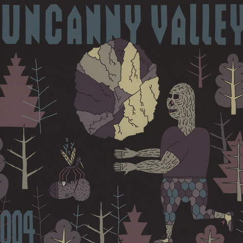 V.A. - Uncanny Valley 4