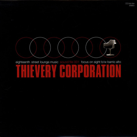 Thievery Corporation - Sound file 001