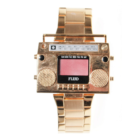 Flud Watches - Boombox Watch
