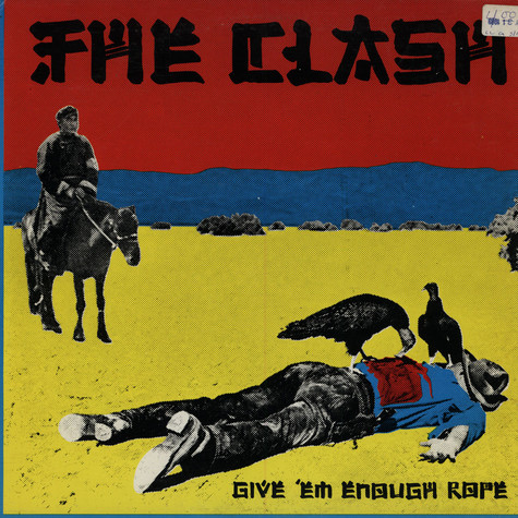 Clash, The - Give 'Em Enough Rope