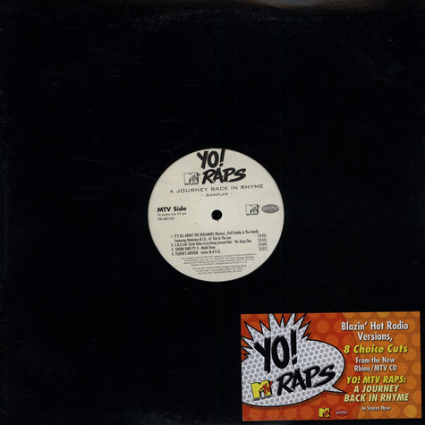 V.A. - Yo MTV Raps - A Journey Back In Rhyme Sampler