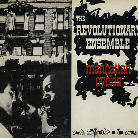 Revolutionary Ensemble, The - Manhattan Cycles