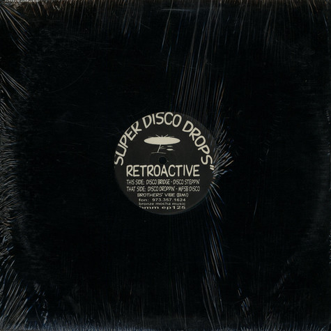 Retroactive - Super Disco Drops