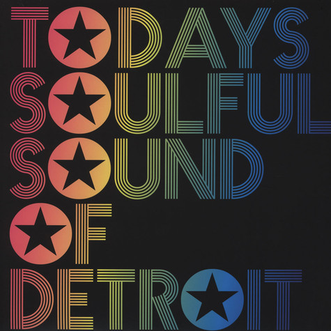 V.A. - Todays Soulful Sound Of Detroit