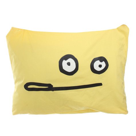 Cleptomanicx - Home Zitrone Pillow