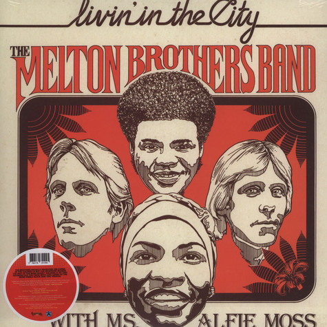 Melton Brothers Band With Ms. Alfie Moss, The - Livin In The City