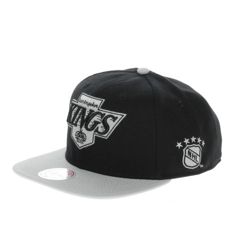 Mitchell & Ness - Los Angeles Kings NHL Solid Team Snapback Cap
