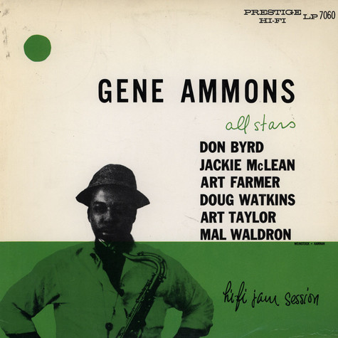 Gene Ammons All Stars - Jammin'With Gene