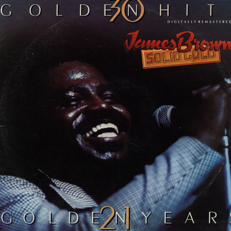 James Brown - Solid Gold - 30 Golden Hits