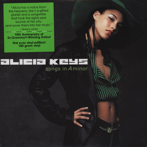 Alicia Keys - Songs In A Minor: 10th Anniversary Deluxe Edition