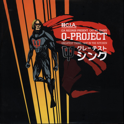 Q Project - Greatest Thing
