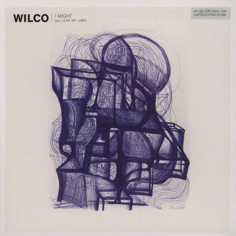 Wilco - I Might / I Love My Label
