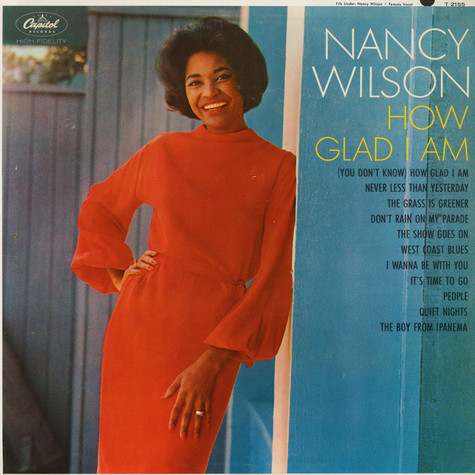 Nancy Wilson - How Glad I Am