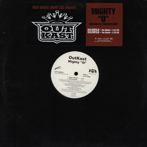 """OutKast - Mighty """"O"""""""