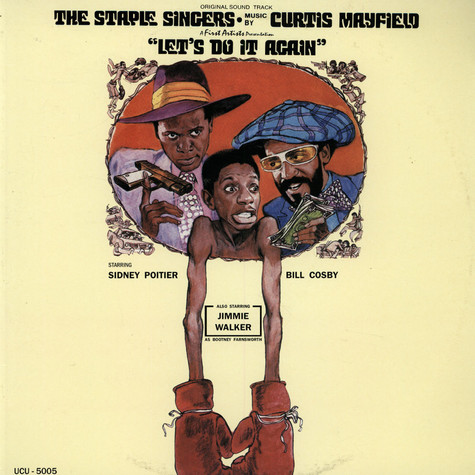 Staple Singers, The - OST Let's Do It Again