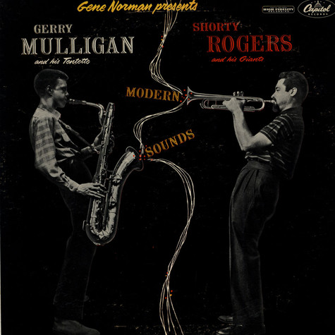 Shorty Rogers & Gerry Mulligan - Modern Sounds
