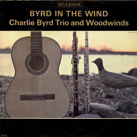 Charlie Byrd Trio - Byrd In The Wind