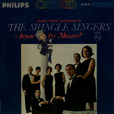 Swingle Singers, The - Anyone For Mozart